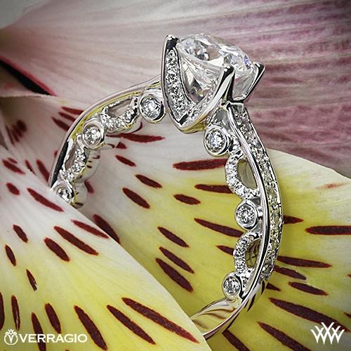 Verragio PAR-3003R Diamond Engagement Ring