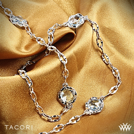 Tacori SN10802 Island Rains Sky Blue Topaz Necklace