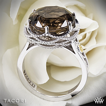 Tacori SR12317 Truffle Smokey Quartz Ring