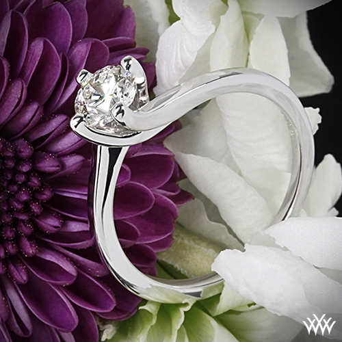 Carina Solitaire Engagement Ring