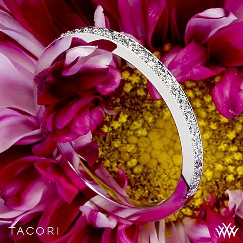 Tacori 2526 Millgrain Diamond Wedding Ring