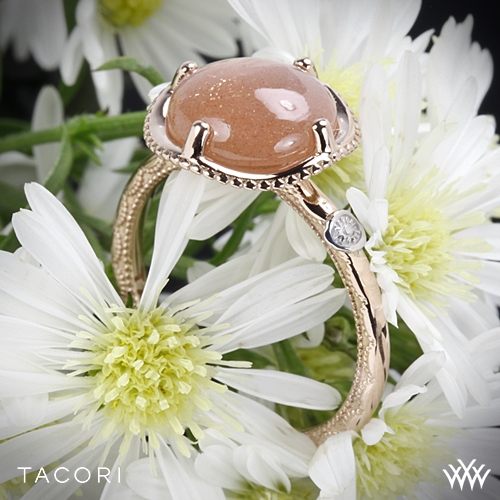 Tacori SR181P36 Moon Rosé Right Hand Ring