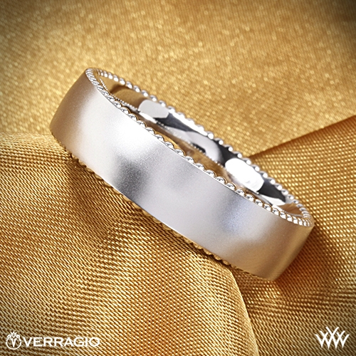 Verragio 6N04 Satin Wedding Ring