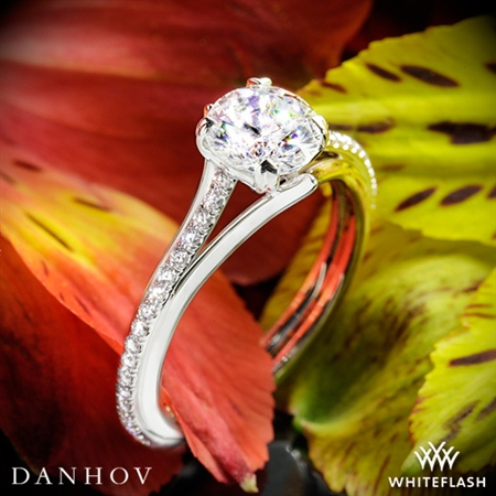 Danhov UE111 Unito Diamond Engagement Ring