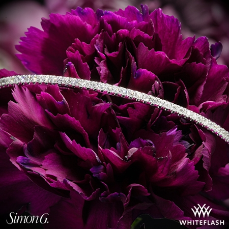 Simon G. MB1432 Diamond Bangle
