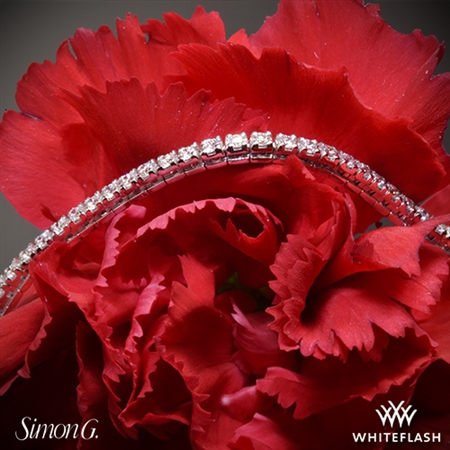 Simon G. MB1557 Caviar Diamond Bracelet