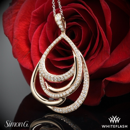 Simon G. MP2022 Fabled Diamond Pendant