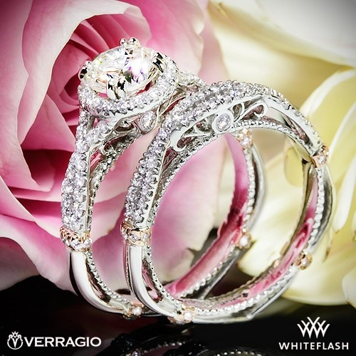 Verragio DL-106R Diamond Engagement Ring