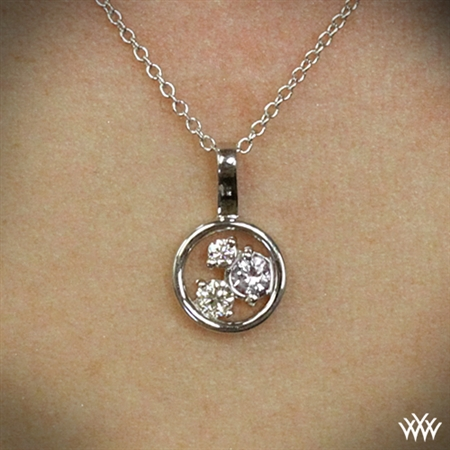 Petite Dreams of Africa Diamond Pendant