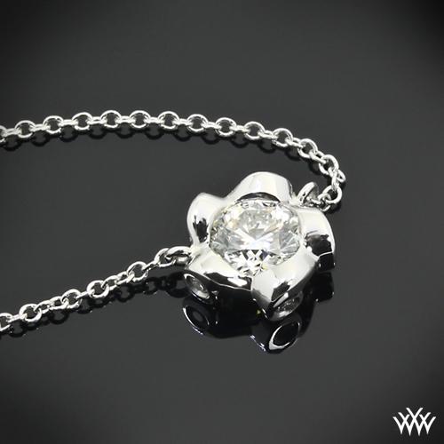 Bellerina Diamond Pendant