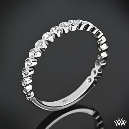 Danielle Jazz Bezel Diamond Ring
