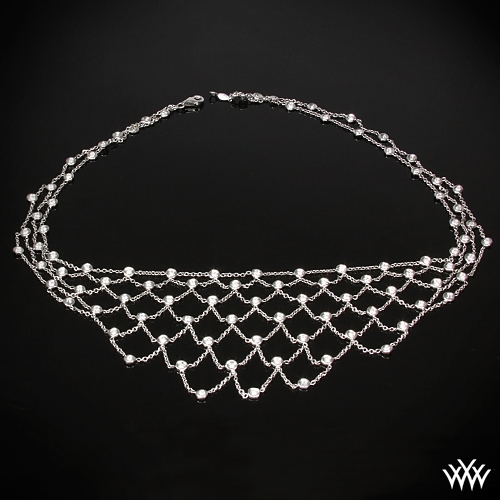 Intrigue Diamond Necklace