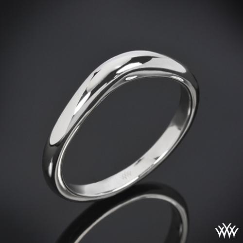 X-Prong Matching Wedding Ring