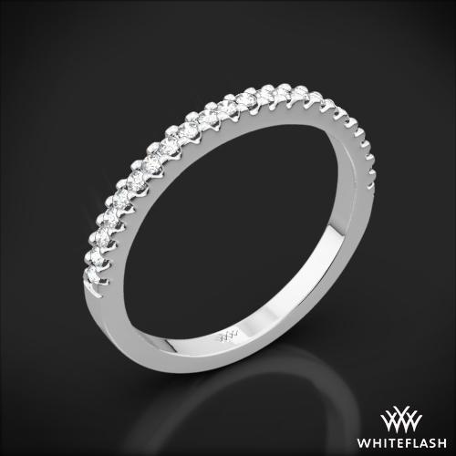 Allegro in D Diamond Wedding Ring