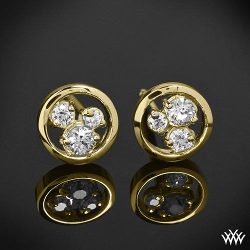 Dreams of Africa Diamond Earrings