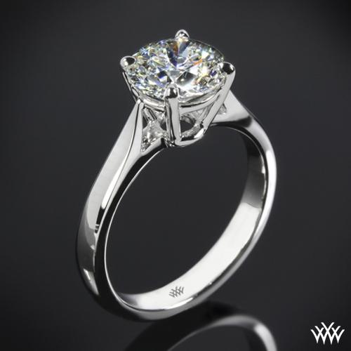 Fine Line Diamond Solitaire 480