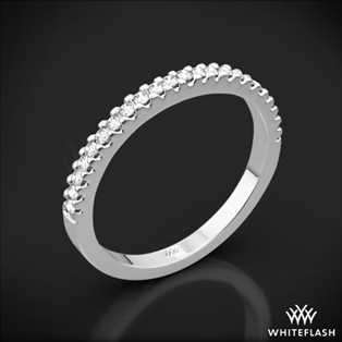 Allegro in D Diamond Wedding Ring