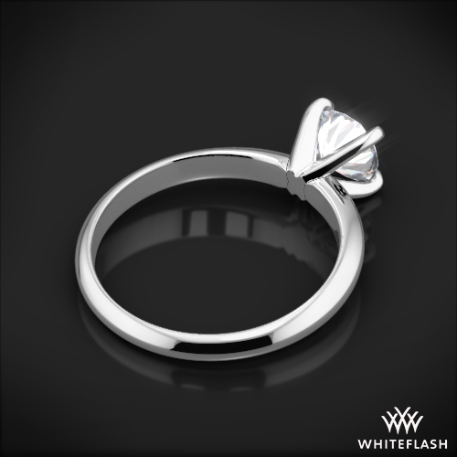4Prong Classic Diamond Solitaire 580
