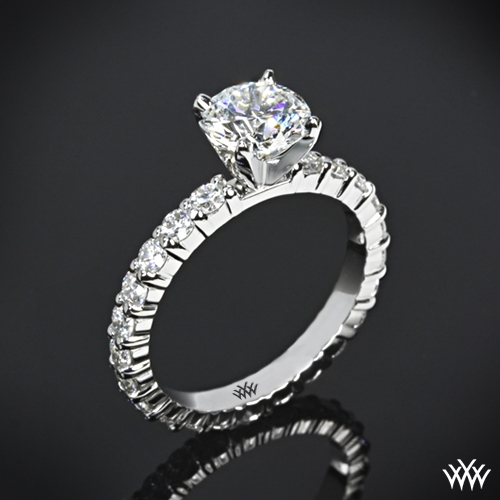 'Diamonds for an Eternity' Diamond Engagement Ring