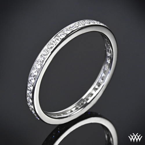 Style Photo Real Zoomed View Back Ring