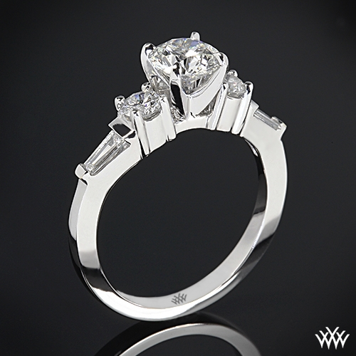 ring solitaire carat engagement classy products artemer round diamond rings