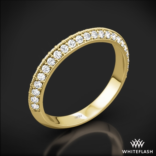 yellow the diamond gold women size overstock on s shop best find ring deals womens band bands