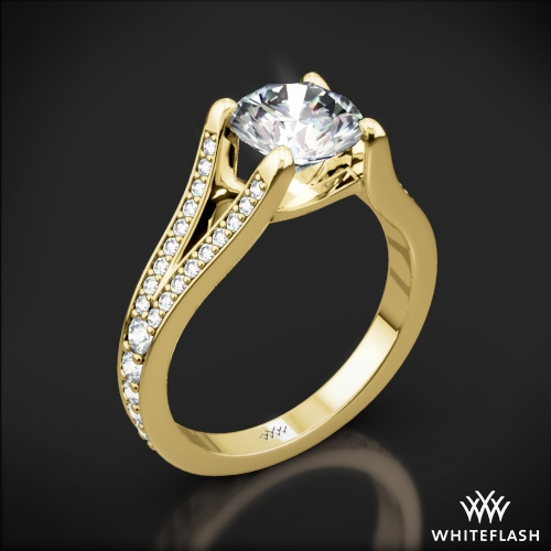 Katie Pave Diamond Engagement Ring