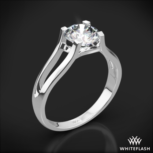 Katie Solitaire Engagement Ring