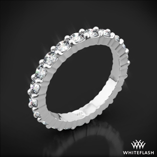 Diamonds for an Eternity Diamond Wedding Ring