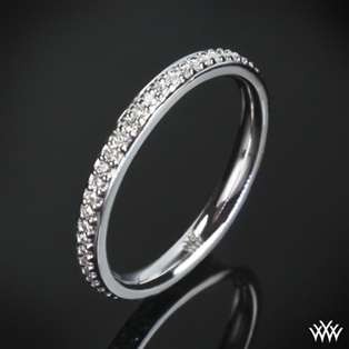 Halo Diamond Wedding Ring