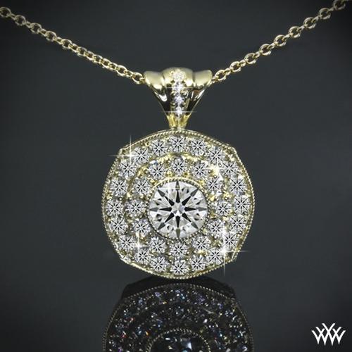 Bella Diamond Pendant