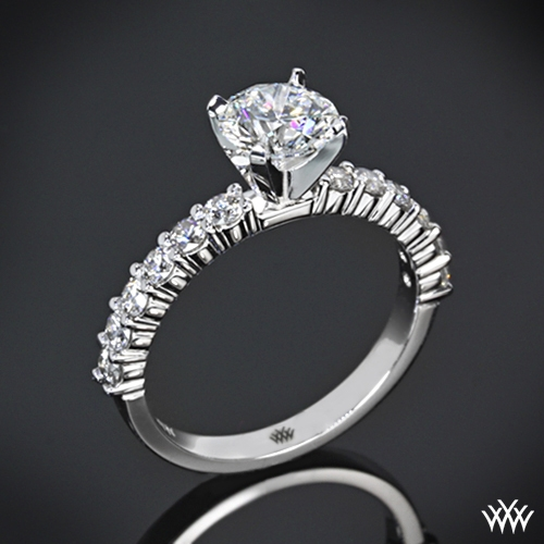 """Diamonds for an Eternity"" 1/2 Diamond Engagement Ring"