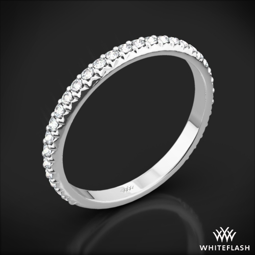Elena Diamond Wedding Ring
