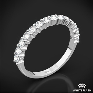 Diamonds for an Eternity Half Diamond Wedding Ring