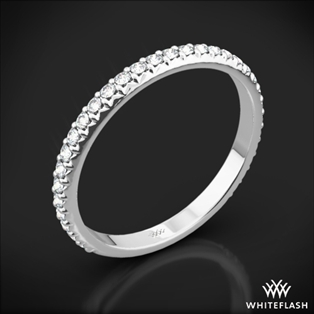 Elena Diamond Wedding Ring