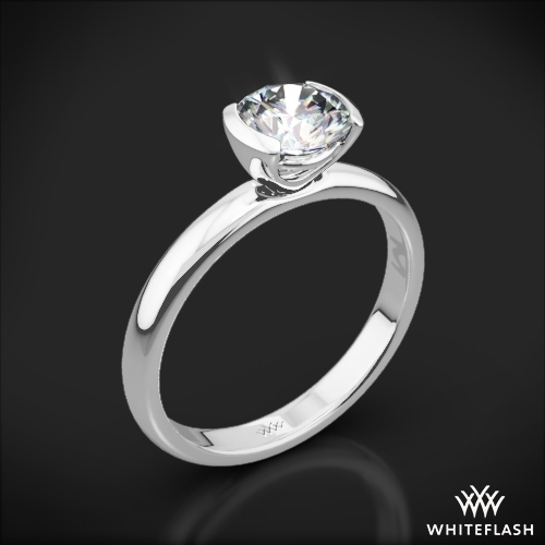 Eternal Love Solitaire Engagement Ring