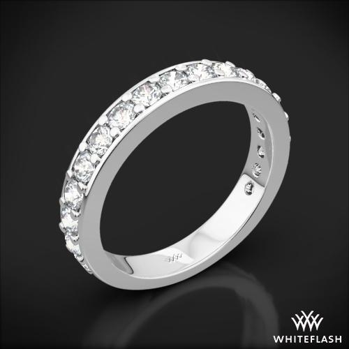 Magnolia Diamond Wedding Ring