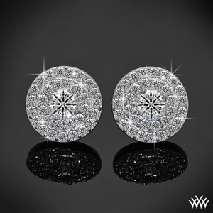 8929576295ccd Diamond Earrings | Whiteflash.com: Buy Stud Earrings Online