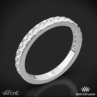 Vatche 1003-MB 5th Avenue Pave Diamond Wedding Ring