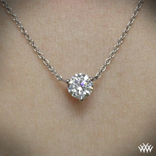 shop pendant diamond cluster beloved necklaces jewelry