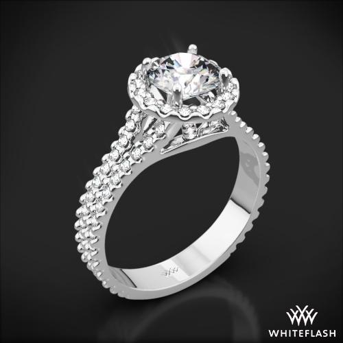 Park Avenue Diamond Engagement Ring