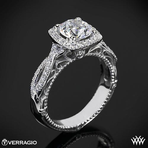 diamond engagement ring 7 real photo - Real Diamond Wedding Rings