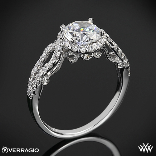 cut danae in pinterest rings platinum with jeandousset is images shown a engagement ring solitaire diamond round on brilliant handcrafted best