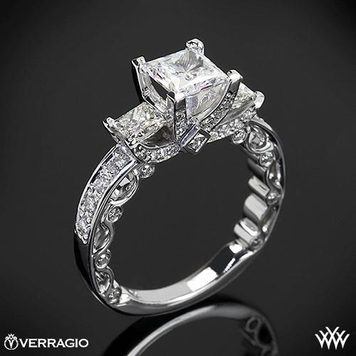 style photo real photo - Verragio Wedding Rings