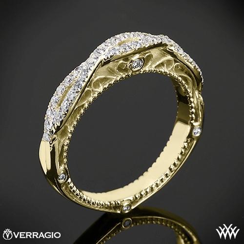 Verragio AFN-5005W-2 Twisted Diamond Wedding Ring