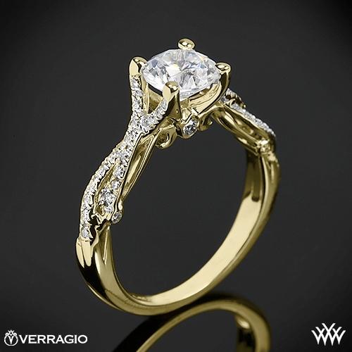 18k Diamond Engagement Ring Diamond Engagement Ring