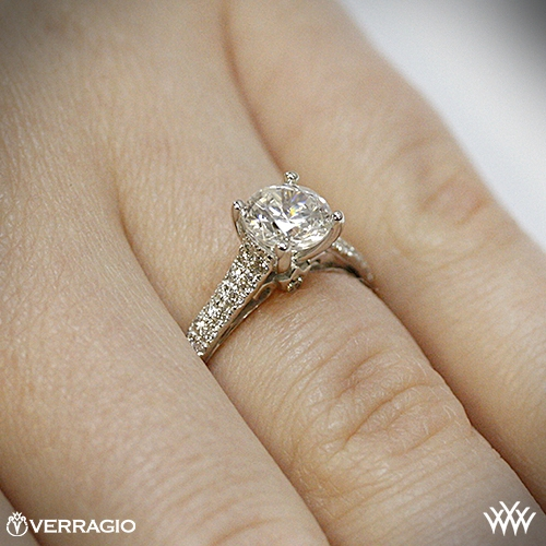 Ring Side View On Hand