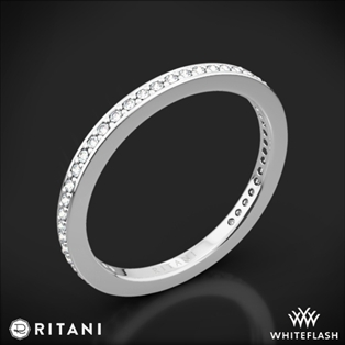 Ritani 31694 Endless Love Diamond Wedding Ring