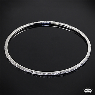 Diamond Eternity Bangle