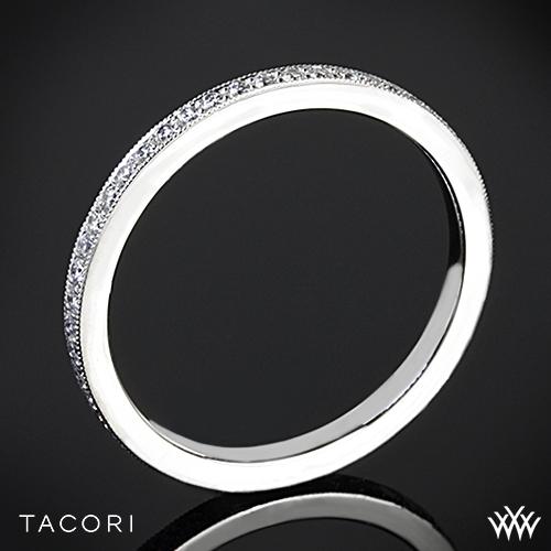 Tacori 2526ETML Eternity Millgrain Diamond Wedding Ring